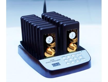 Hệ thống gọi không dây xếp hàng Mẫu: ZJ-66