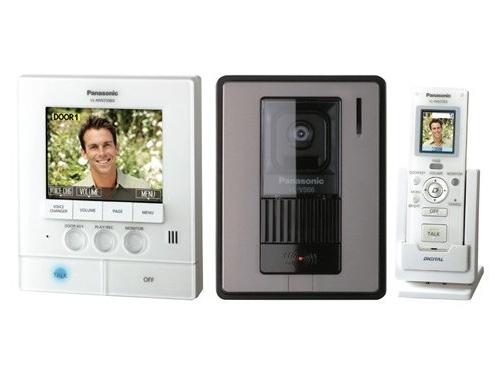 Bộ chuông cửa có hình Panasonic VL-SW250VN